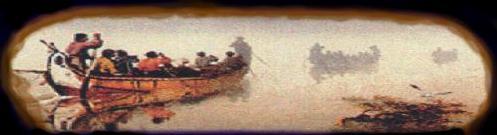 canoe convoy
