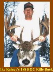 Ike's 188 B&C Buck