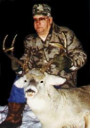 earl's 2nd sask. buck
